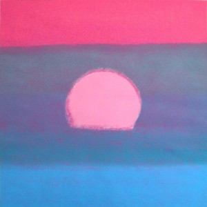 Sunset-Blue-Unqiue-by-Anyd-Warhol